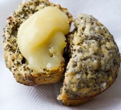 Vegan lemon poppyseed muffins + Vegan lemon curd. Looks delicious! Thanks Kathy :) http://kblog.lunchboxbunch.com/2011/02/vegan-lemon-curd-on-lemon-poppyseed.html