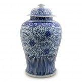 Dynasty Ginger Jar Orchid 48cm