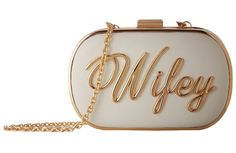 Aldo Nikas Clutch is the perfect gift for a future bride! A hand-held minaudiere or a crossbody bag! Decorative metal ornament and a chain shoulder strap. #wifey #wedding #aldo #clutch #purse #handbag #accessories #bridal #mrs #wife #wedding_day