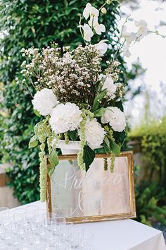 Ali and Zach's stunning Tuscan Wedding by Carmen and Ingo | www.onefabday.com