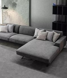 45 Awesome Modern Sofa Design Ideas – Page 26 of 45 45 Fantastische moderne Sofa-Design-Ideen Sofa Furniture, Sofa Chair, Pallet Furniture, Sectional Sofa, Furniture Design, Chair Design, Furniture Ideas, Furniture Buyers, Furniture Market