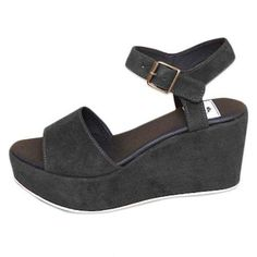 5d29c6b3f3d The DANI wedge is done in a black vegan