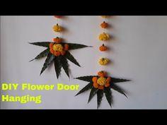 New Year Special Door Hanging Making At Home Diwali Decoration Lights, Diwali Decorations At Home, Decoration For Ganpati, Backdrop Decorations, Flower Decorations, Wedding Decorations, Diwali Craft, Diwali Diy, Happy Diwali