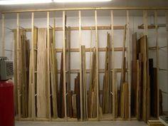 Vertical Lumber Storage   Google Search