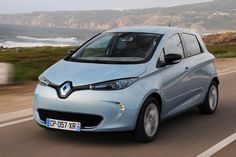 Renault Zoe - fully electric :)