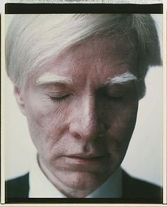 Andy Warhol, Self-Portrait (Eyes Closed), 1979, Lot 53, unique large-format Polaroid Polacolor print © 2010 Andy Warhol Foundation for the Visual Arts / Artists Rights Society (ARS), New York