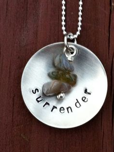 Surrender by AnitaBondiDesigns on Etsy, $25.00