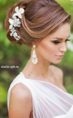 looking for wedding hairstyles and haircuts? Here are 40 super cute wedding hairstyles for your biggest day! Cute Wedding Hairstyles, Wedding Updo, Bride Hairstyles, Dress Hairstyles, Wedding Ring, Wedding Hair And Makeup, Bridal Hair, Hair Makeup, Bridal Makeup