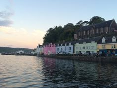 Portree in Highland, Highland