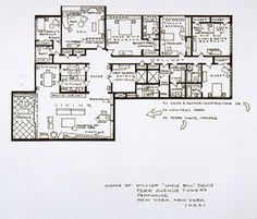 Television Show House Plans House Series ~ Home Plan And House ...