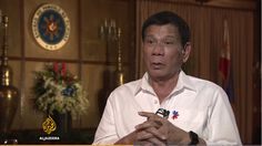 Watch the full video of the exclusive interview of Philippine President Rodrigo Duterte by Aljazeera as he discusses his war on drugs, governance, foreign policy and other controversial issues within his 100 day of service as the president of the republic. #pinoy #pinofailblog #duterte