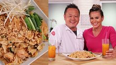 A Pad Thai Recipe That's Better Than Takeout: Pad thai may seem like a dish better left to the experts, but we beg to differ: with a little bit of prep work and a dash of know-how, it can be - and should be - made at home.