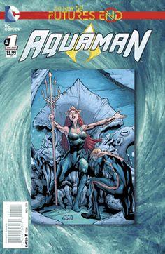 AQUAMAN: FUTURES END #1 | DC Comics
