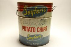 Seyfert's Potato Chips from Fort Wayne