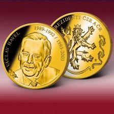 "Mimořádná ražba ""Václav Havel"""