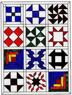 Underground Railroad Quilt Codes Secret messages in the form of quilt patterns aided slaves escaping the bonds of captivity in the Southern states before and during the American Civil War. Slaves …