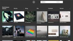 30 Free and High-Quality Responsive WordPress Portfolio Themes