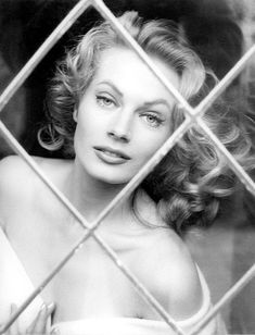 Anita Ekberg, 1956, photo by Peter Basch