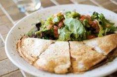 Quick Quesadillas - Healthy, quick, and easy recipes from mom expert Hannah Keeley