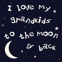 grandkids...