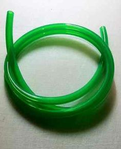 Translucent Fuel Line Green 1 4 inch ID Chopper Bobber | eBay