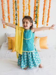 Little Girl Summer Dresses, Dresses Kids Girl, Kids Outfits, Kids Dress Wear, Kids Wear, Baby Girl Dress Design, Kids Indian Wear, Kids Frocks Design, Baby Girl Dress Patterns