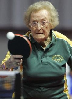 This is me in the future...i love ping pong! hahha