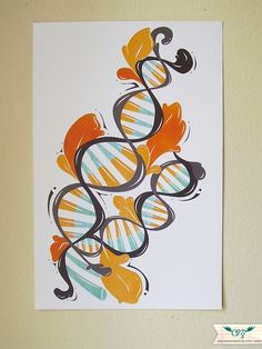 DNA. I want this in my living room.