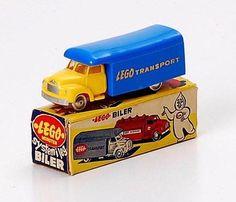 Old LEGO toy