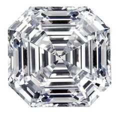 Originally created by Joseph Asscher in the Asscher cut is a stepped square cut, sometimes referred to as the square emerald cut. In recent years, the Royal Asscher Company has revamped the Asscher cut and created the Royal Asscher cut. Metal Jewelry, Diamond Jewelry, Fine Jewelry, Jewellery, Diamond Rings, Silver Jewelry, Asscher Cut Diamond Engagement Ring, Unusual Engagement Rings, Jewelry Drawing