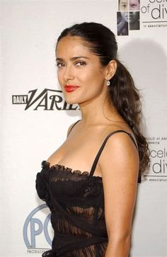 Salma Hayek 93 - All About Salma Hayek Style, Salma Hayek Body, Hollywood Actresses, Actors & Actresses, Salma Hayek Pictures, Selma Hayek, Becoming An Actress, Beyonce Knowles, Sexy Women
