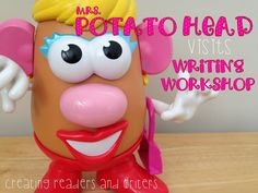 Teaching with Toys in the Writing Workshop (Blog Post from Creating Readers and Writers)  #writing #elaboration #details