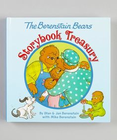 Look what I found on #zulily! The Berenstain Bears Storybook Treasury Hardcover #zulilyfinds