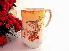 Limoges Demitasse Cup Tea Serving Fine China Tableware by Charles Ahrenfeldt…