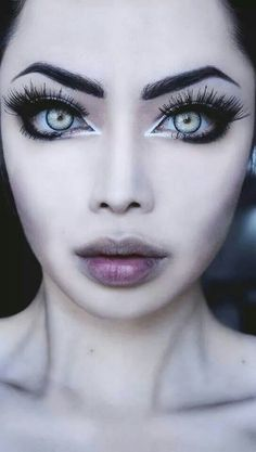 combine this eye with the nars? with a geisha lip?