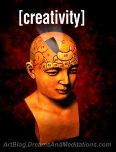 Thoughts from Brahma Kumaris: Creativity comes when there is happiness
