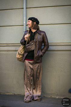 Isaac Larose by STYLEDUMONDE Street Style Fashion Photography
