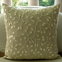Vintage Garden  Euro Sham Covers  26x26 Inches by TheHomeCentric, $67.40