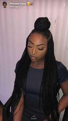 1191 Best Braids For Black Women Images In 2019 Black Girls