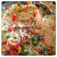 Basmati Coconut Rice | Duchess O Kitchen