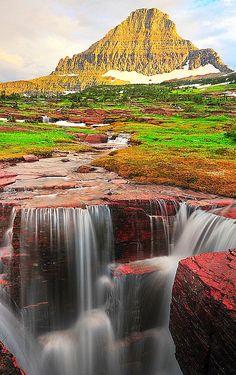 ✯ Triple Falls, Montana, USA