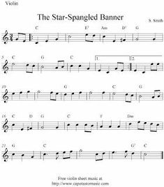 Star Spangle Banner for instalments. Honoring the army