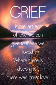 Love remains. Love endures.
