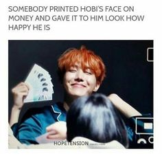 BTS JH | wonhae money money money ~~~