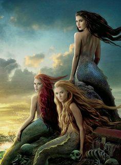 Cantos de Sirenas        Las sirenas, mujeres-pez... hermosas        Cuyo canto atrae a todo aquel que lo escucha…        Canto enven...