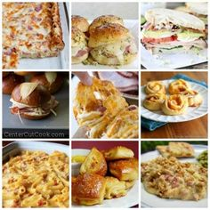 20 Recipes Using Leftover Ham!!  Love these!!