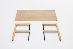 A Frame table by Tomas Alonso