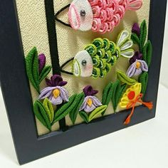 Kanzashi Flowers, Child Day, Minne, Tableware, Dinnerware, Tablewares, Dishes, Place Settings