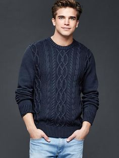 Mens Knitted Cardigan, Cable Knit Sweaters, Sweater Outfits, Sweater Jacket, Men Sweater, Mens Clothing Guide, Male Sweaters, Knitting Paterns, Mens Fashion Suits
