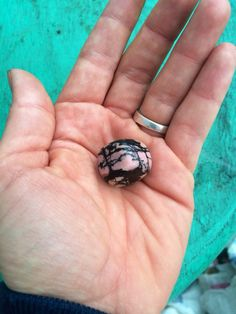 Rhodonite Crystal- Tumbled Rhodinite-Reiki Charged- The Love Stone